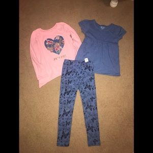 🌸🌸size 5t outfit 🌸🌸